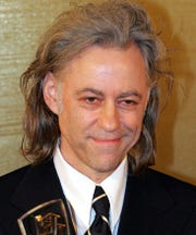 "Bob Geldof co-wrote ""Do They Know It's Christmas?"", one of the best-selling singles of all time."