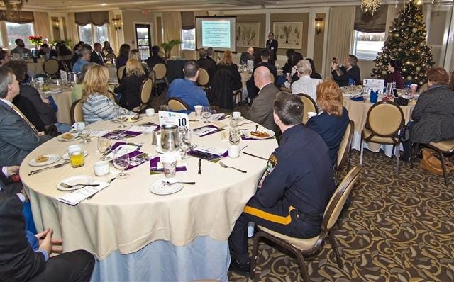 On Thursday, Dec. 6, RideWise celebrated the work of 55 Somerset County corporate, municipal, and nonprofit partners in implementing programs that promote sustainable transportation, commuting alternatives, safety and workplace wellness for their employees.