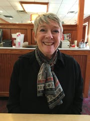 Meg Wastie will present a program on The History of Crossword Puzzles at the Westfield Historical Society's First Wednesday Luncheon to be held on Wednesday, Jan.2,at Echo Lake Country Club in Westfield.
