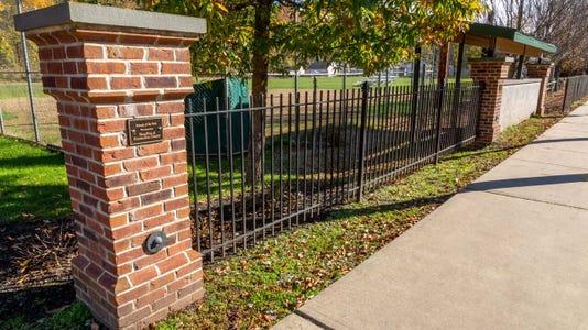 Ely Park Fence Lambertville