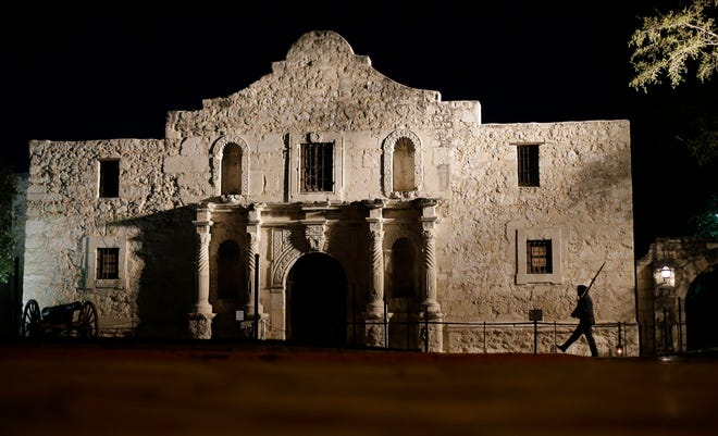 The Alamo, in San Antonio, Texas, is the topic of a weekend presentation at the Farmington Museum.