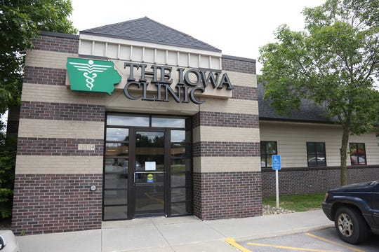 The Iowa Clinic's Indianola location