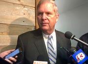 Former Iowa Gov. Tom Vilsack downplayed speculation that he is considering running against U.S. Sen. Joni Ernst in 2020.