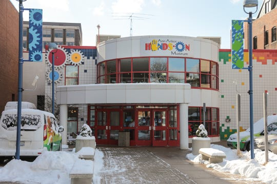 The Ann Arbor Hands-On Museum is turning its post-Christmas attention to games.