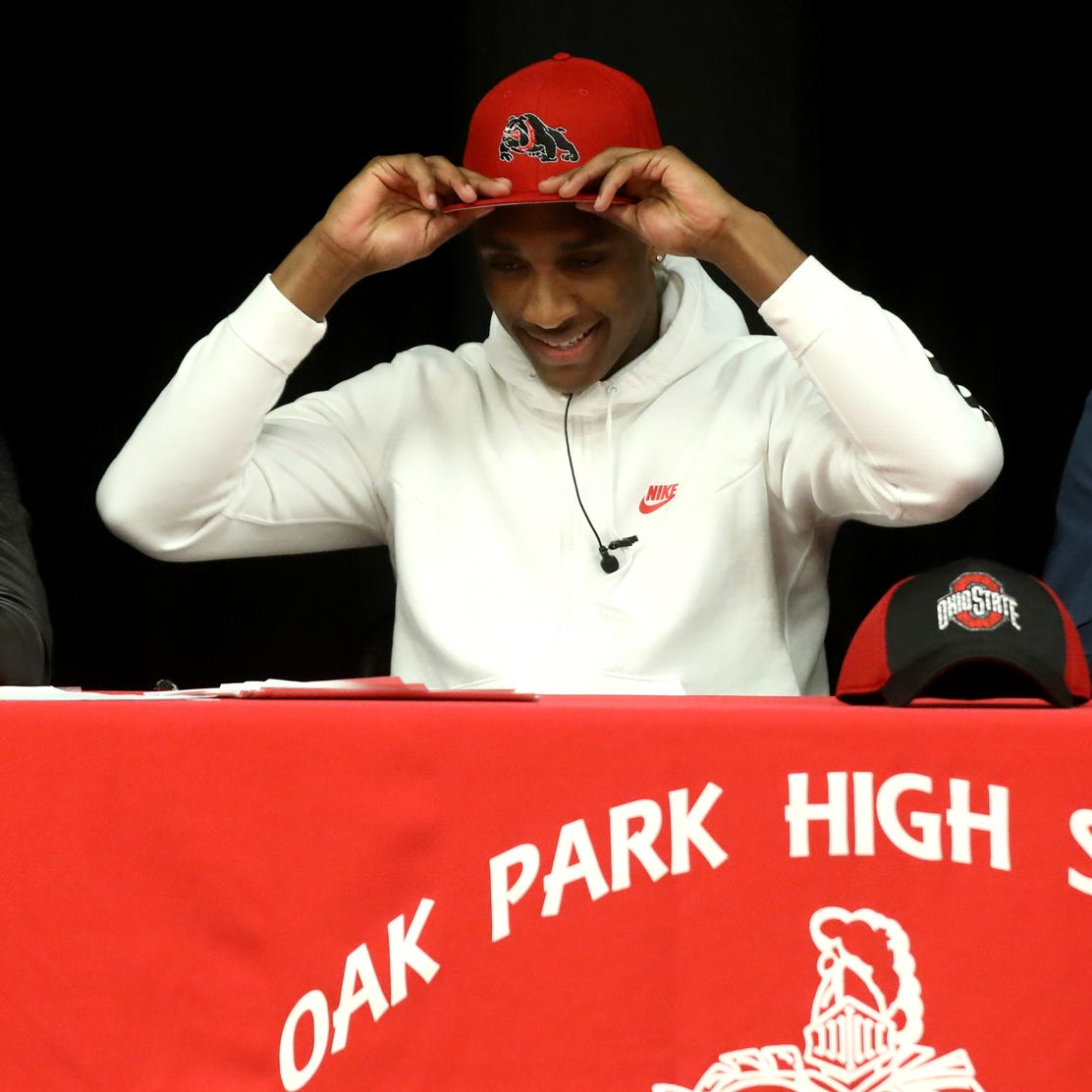 Dwan Mathis flips from Ohio State football to Georgia