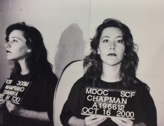 This is a 2000 MDOC photo of Melissa Chapman.