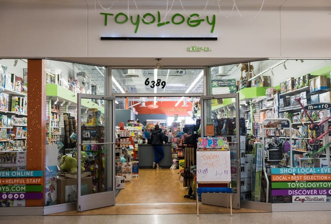 Toyology in West Bloomfield is seen on Tuesday, December 18, 2018.