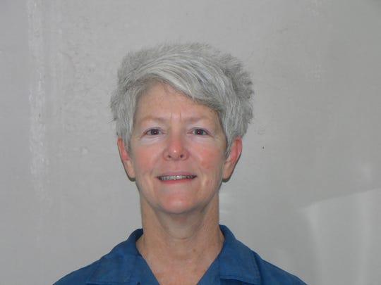 2012 photo of Lu Anne Szenay.