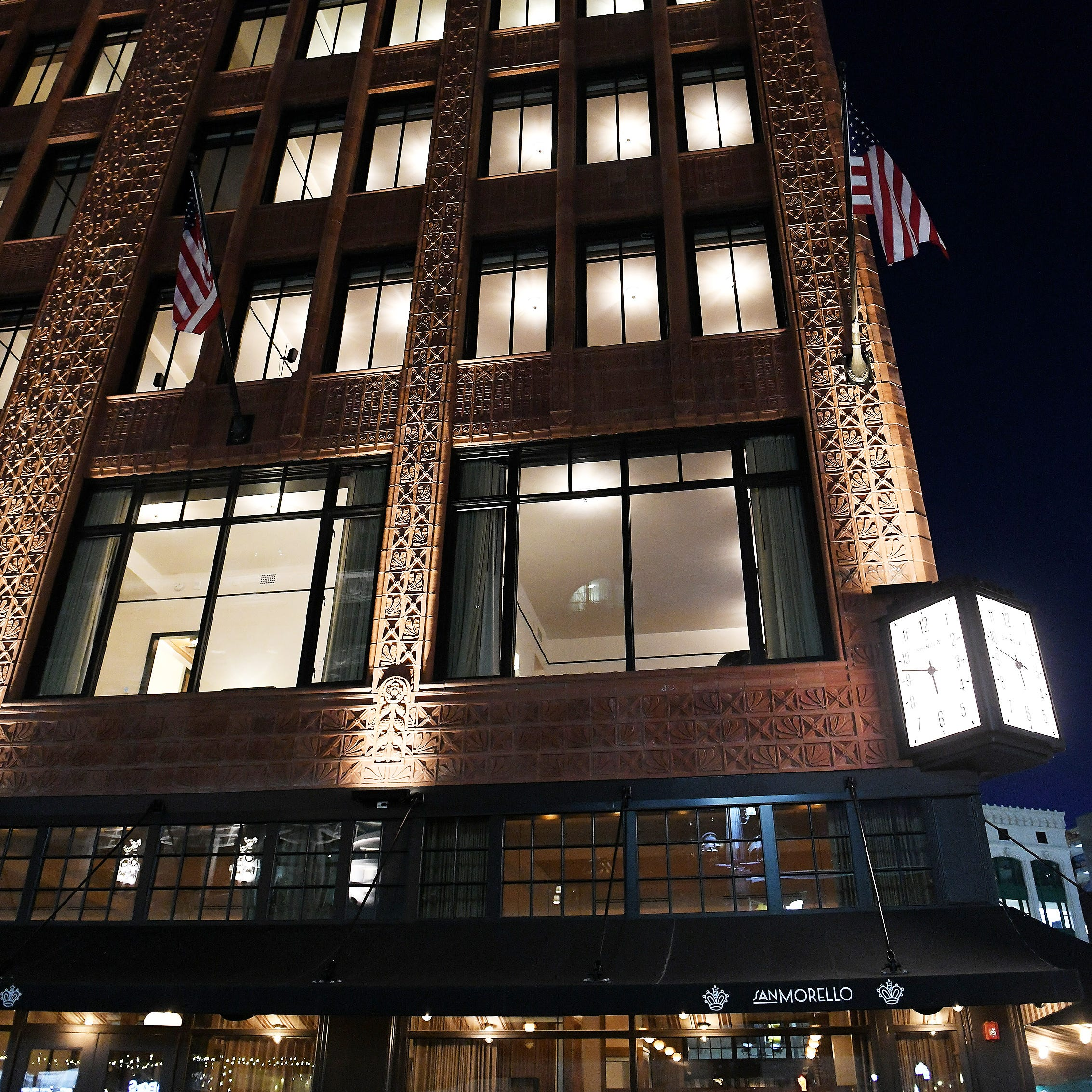 Downtown Shinola Hotel aims to be Detroit ambassador