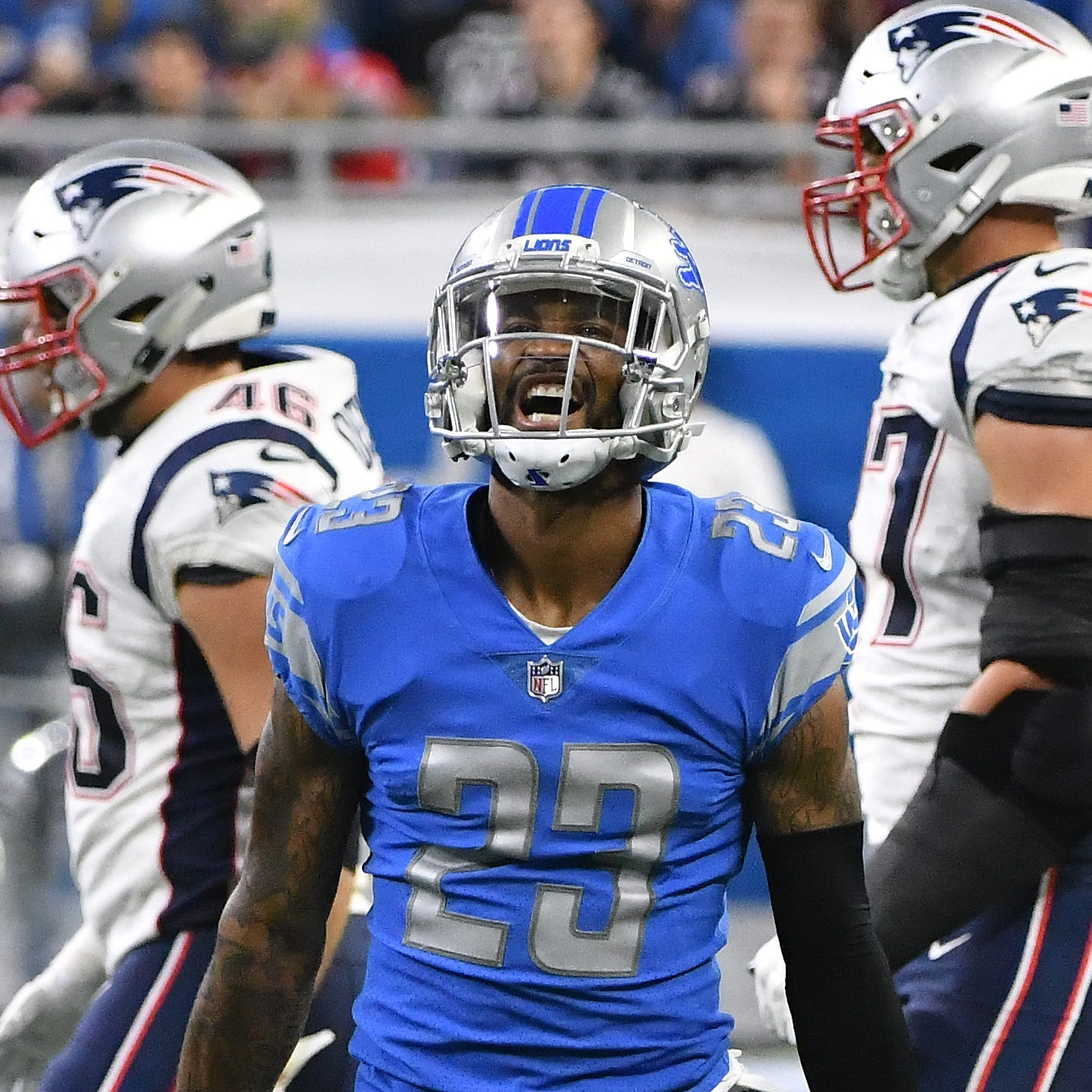 Lions' Slay named to Pro Bowl, Diggs an alternate