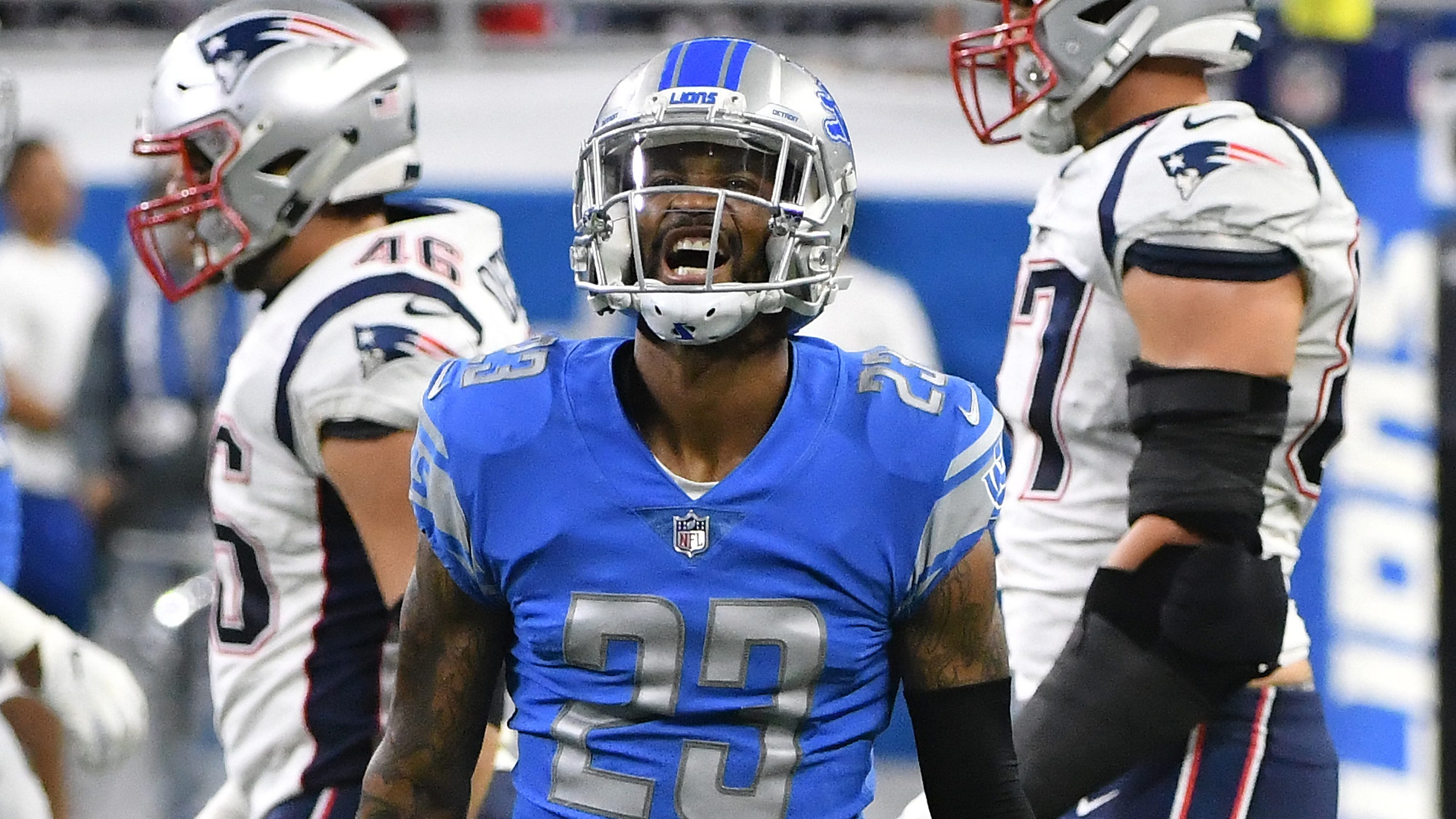 promo code 27329 c1283 Lions' Slay named to Pro Bowl, Diggs an alternate