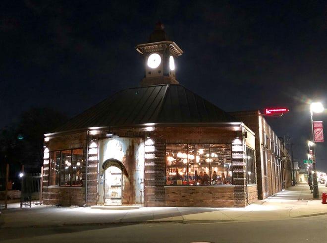 Cork & Gabel opened this week in Corktown.