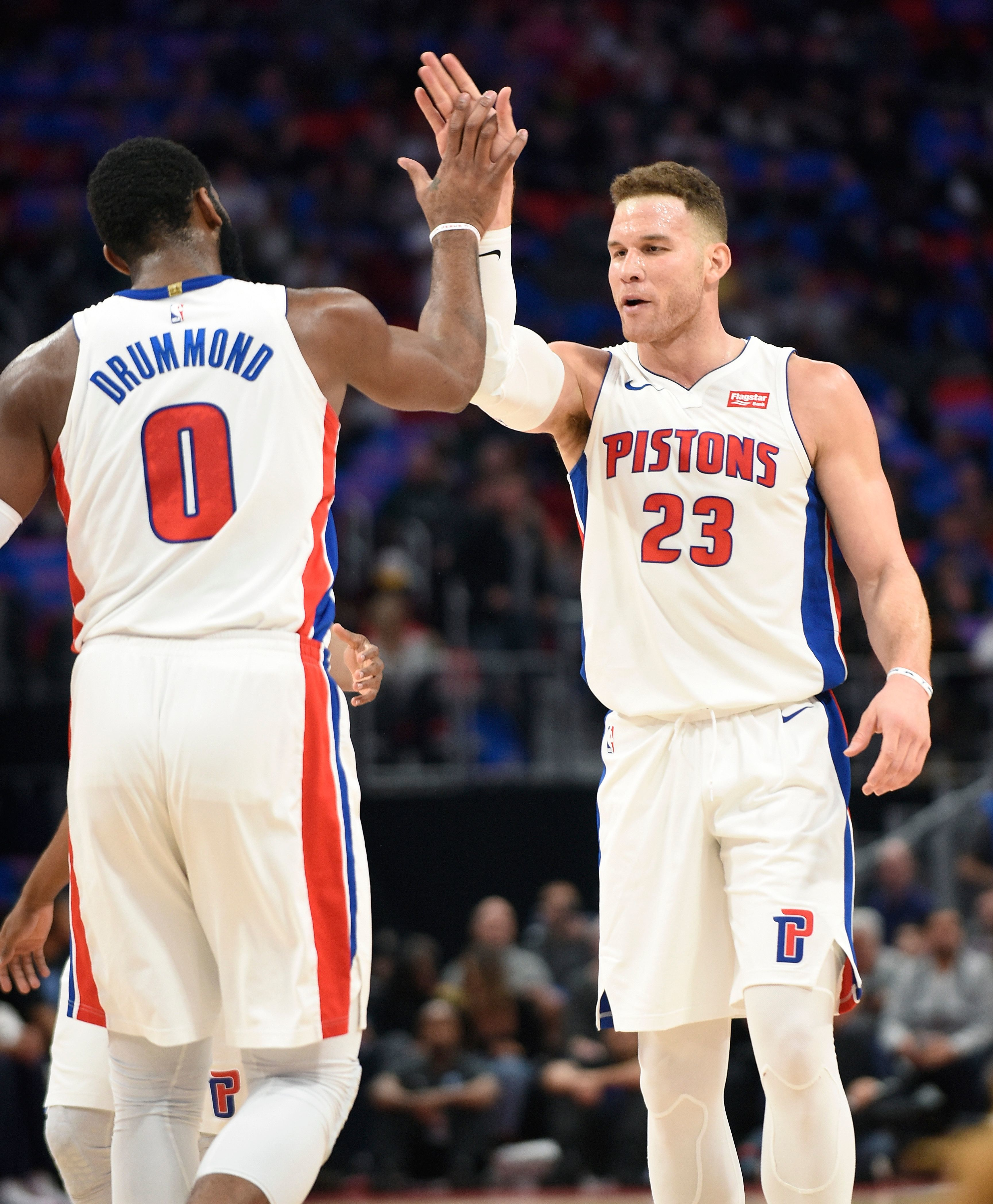 The Pistons brought in some star power with the addition of Blake Griffin after the all-star break, but the formidable front court of Andre Drummond and Griffin was not enough to propel the Pistons into the playoffs. Detroit finished the 2017-18 season with a 39-43 record, ninth in the Eastern Conference.