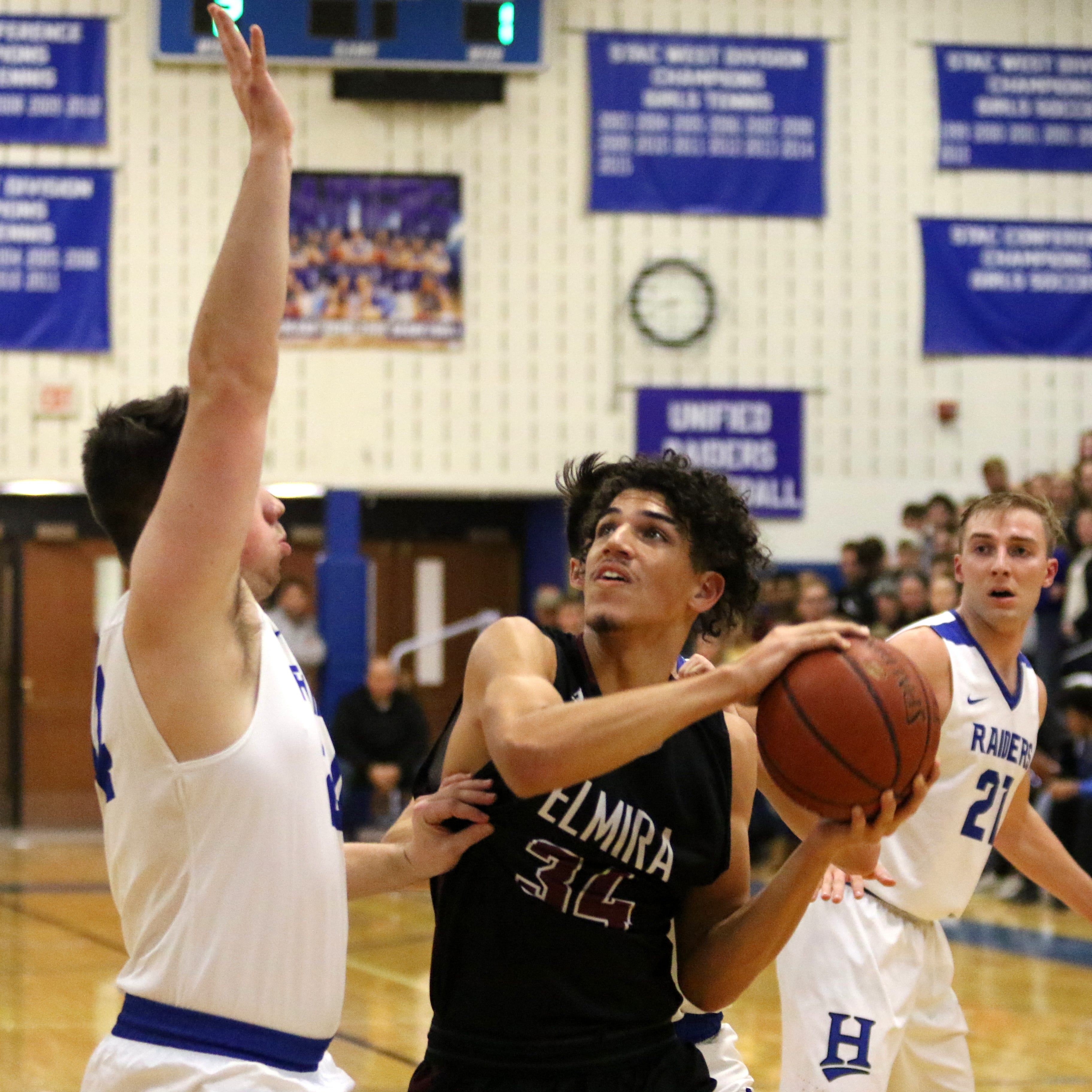 Elmira boys edge Horseheads to continue strong start to season