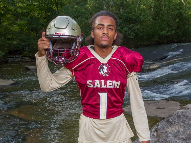 Salem High School (Georgia) defensive back Keevan Bailey has signed with CSU. The three-star is the son of Denver Broncos legend Champ Bailey.