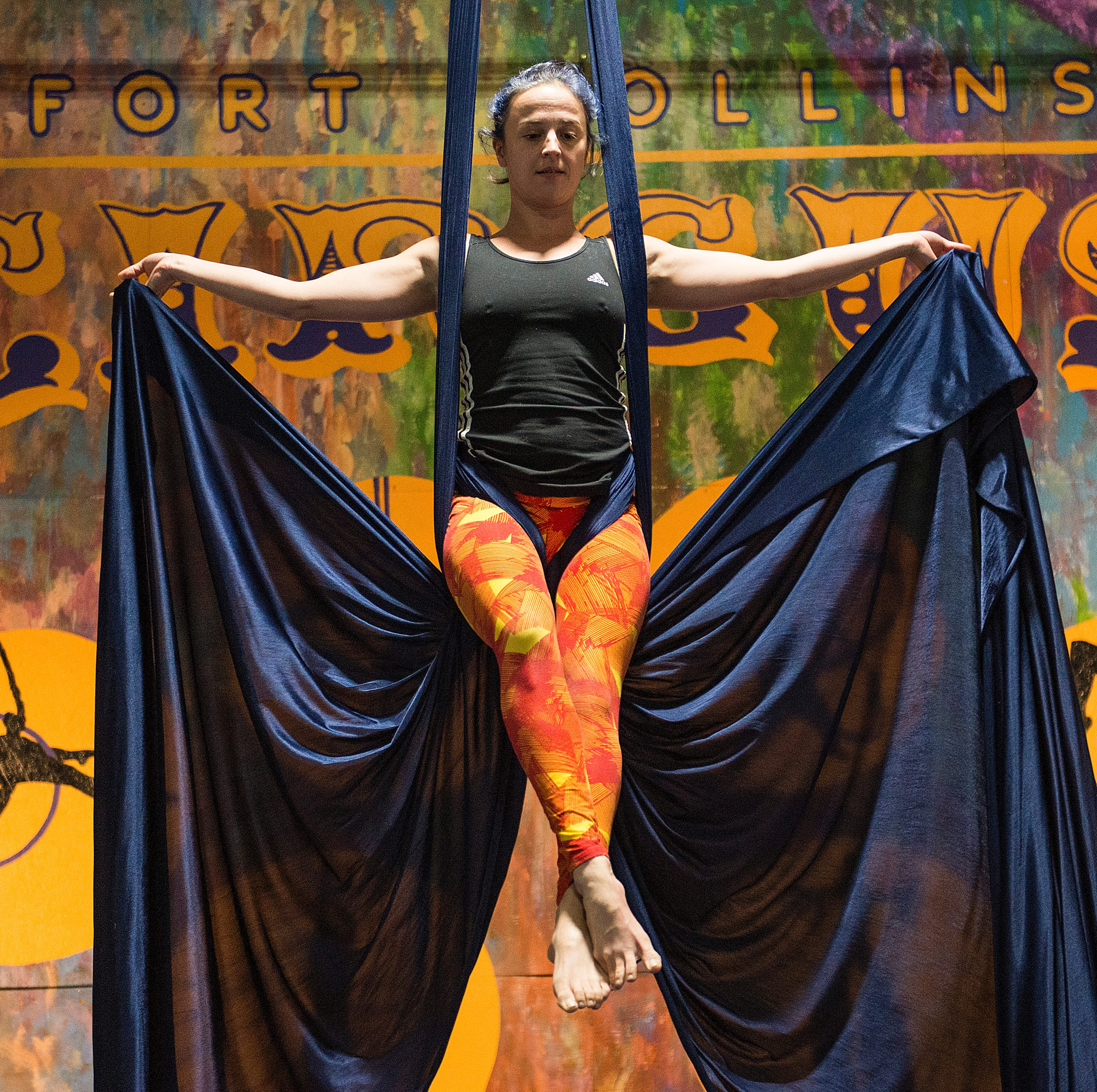 Join the circus without even leaving Fort Collins