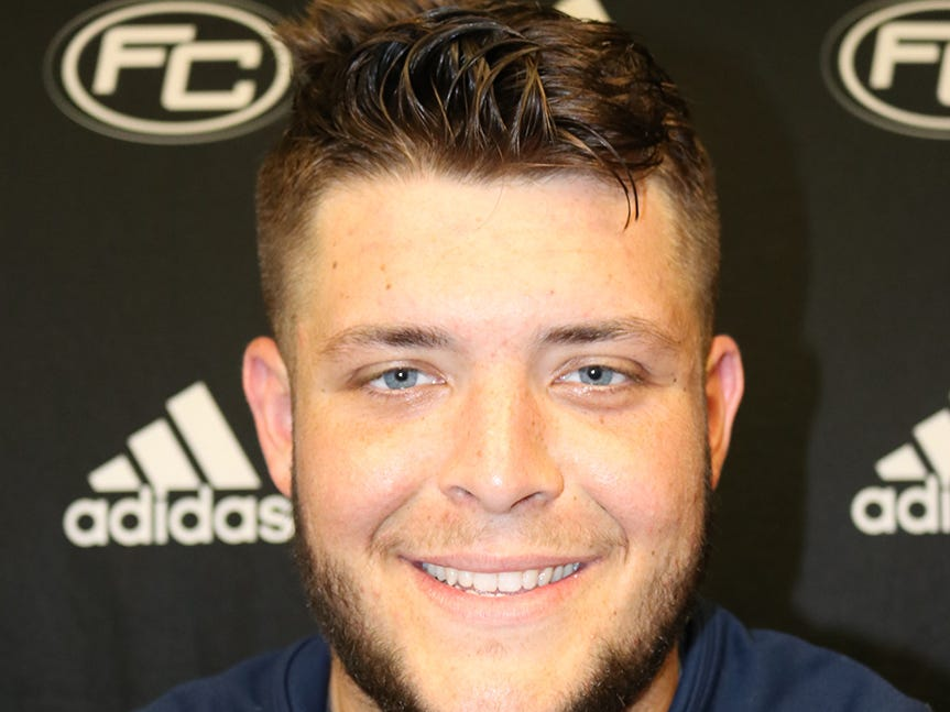 Offensive lineman TJ Storment is signing with CSU from Fullerton College.