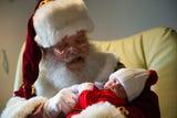 Santa visits neonatal ICU at Poudre Valley Hospital