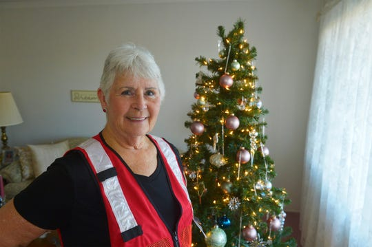 Alice Klundt has worked and volunteered for the American Red Cross since the mid-1980's.  She was recognized, recently, by the Ancient Order of Hibernians of Helena, Mont., who awarded her with the AlexanderJ. Brunett Medal for Social Justice.
