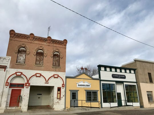 About a century ago, Fort Benton lost it's confectionery, though a local businessman is restoring the business it was in, and a couple has opened a new candy store a few blocks away.