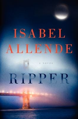 """Ripper: A Novel"" by Isabel Allende"