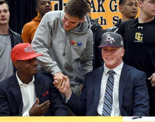 Oak Grove Signing Day 4