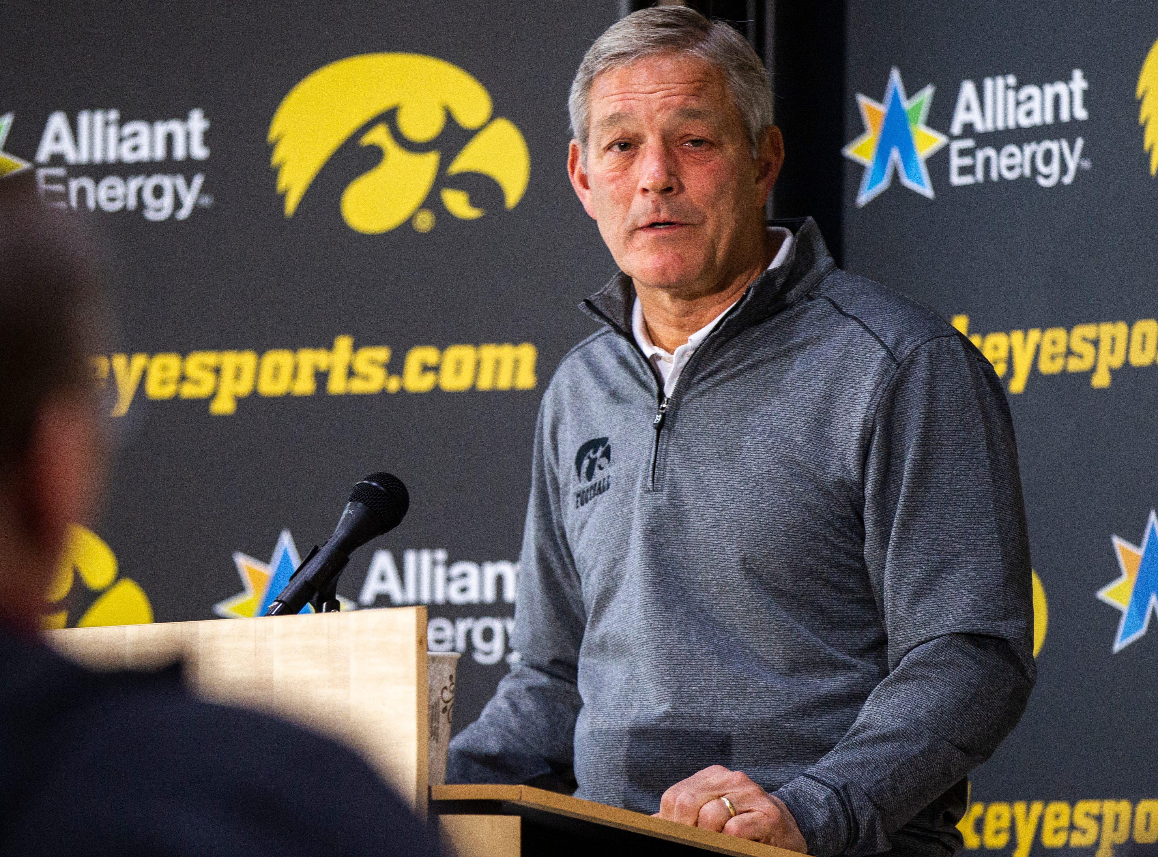 Leistikow: How Kirk Ferentz is adjusting (or not) to transfer portal, early NFL entries