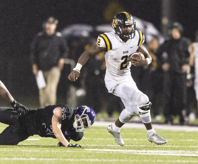 Avon running back signed with the Hoosiers after initially committing to Oho State.