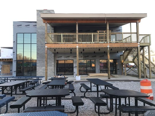 Half Liter BBQ & Beer Hall opens in January 2019 at Liter House south of Broad  Ripple in Indianapolis.