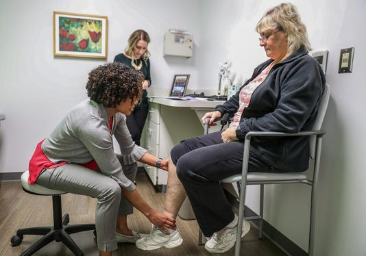 Clinical Trial For Apple Watch Use In Joint Replacement Patients Rehabilitation Regimens At Midwest Center For Joint Replacement In Indianapolis Wednesday Dec 19 2018