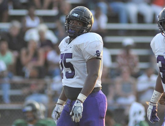 Southwind defensive tackle Kristian Williams has committed to Minnesota.
