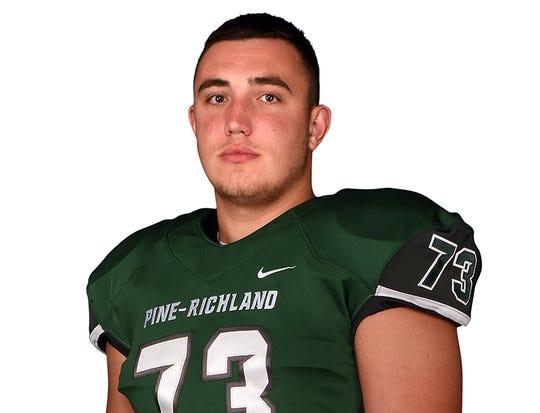 Andrew Kristofic, Pine-Richland