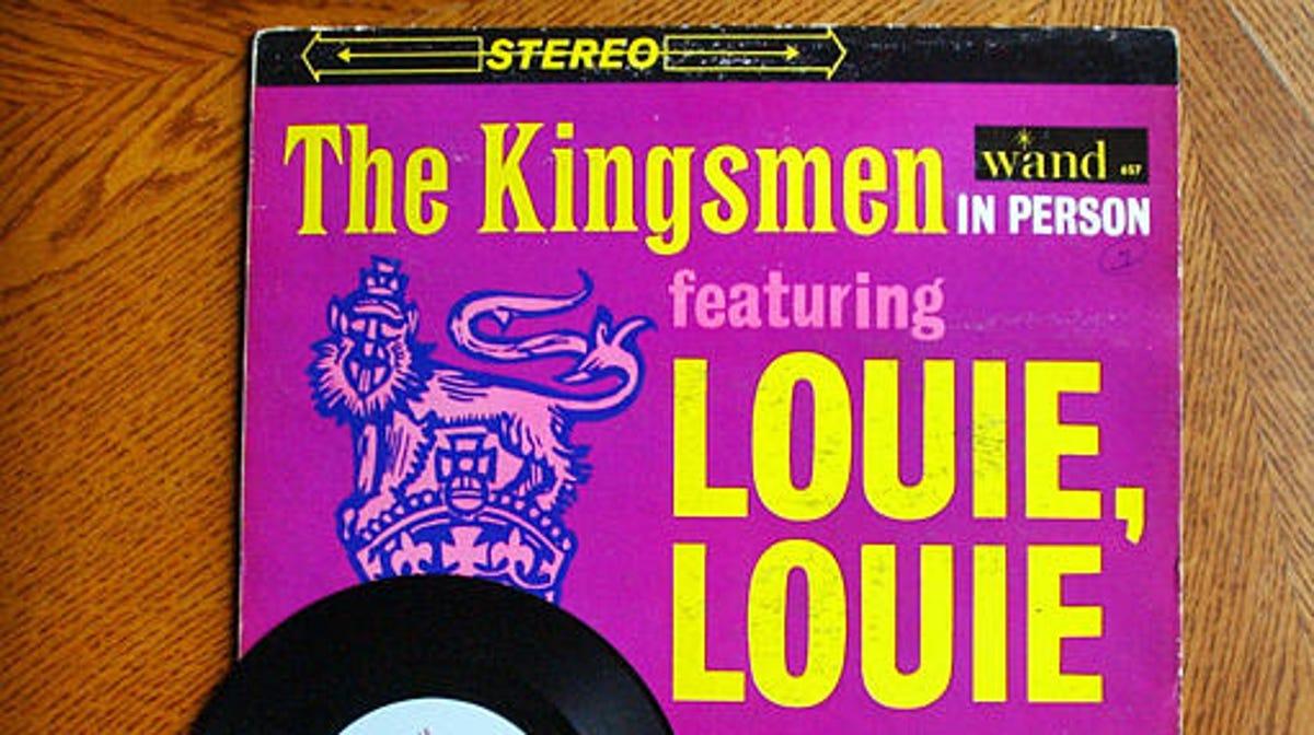 Kingsmen S Louie Louie Lyrics Dirty Well The Fbi Got Involved