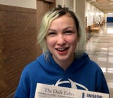 Shortridge High School's The Daily Echo newspaper staff talks about reviving the oldest school newspaper in the country.