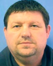 Former Webster County Sheriff Timothy Seth Mitchell