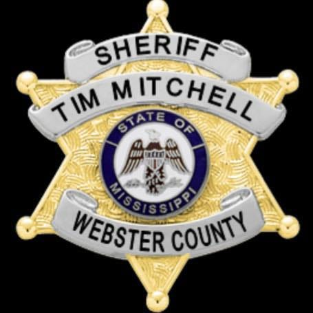Webster County Sheriff Tim Mitchell