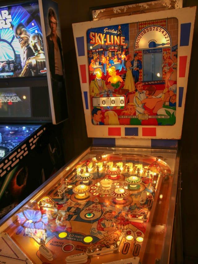 Gatlinburg Pinball Museum opens with rare and vintage arcade
