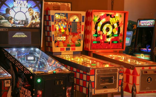 The Gatlinburg Pinball Museum, which opened last weekend, features over 50 pinball machines and arcade games.
