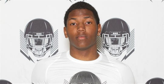 Tennessee signee Jerrod Means of Lovejoy High School