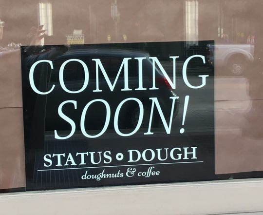 Status Dough to open second location at 418 S. Gay Street