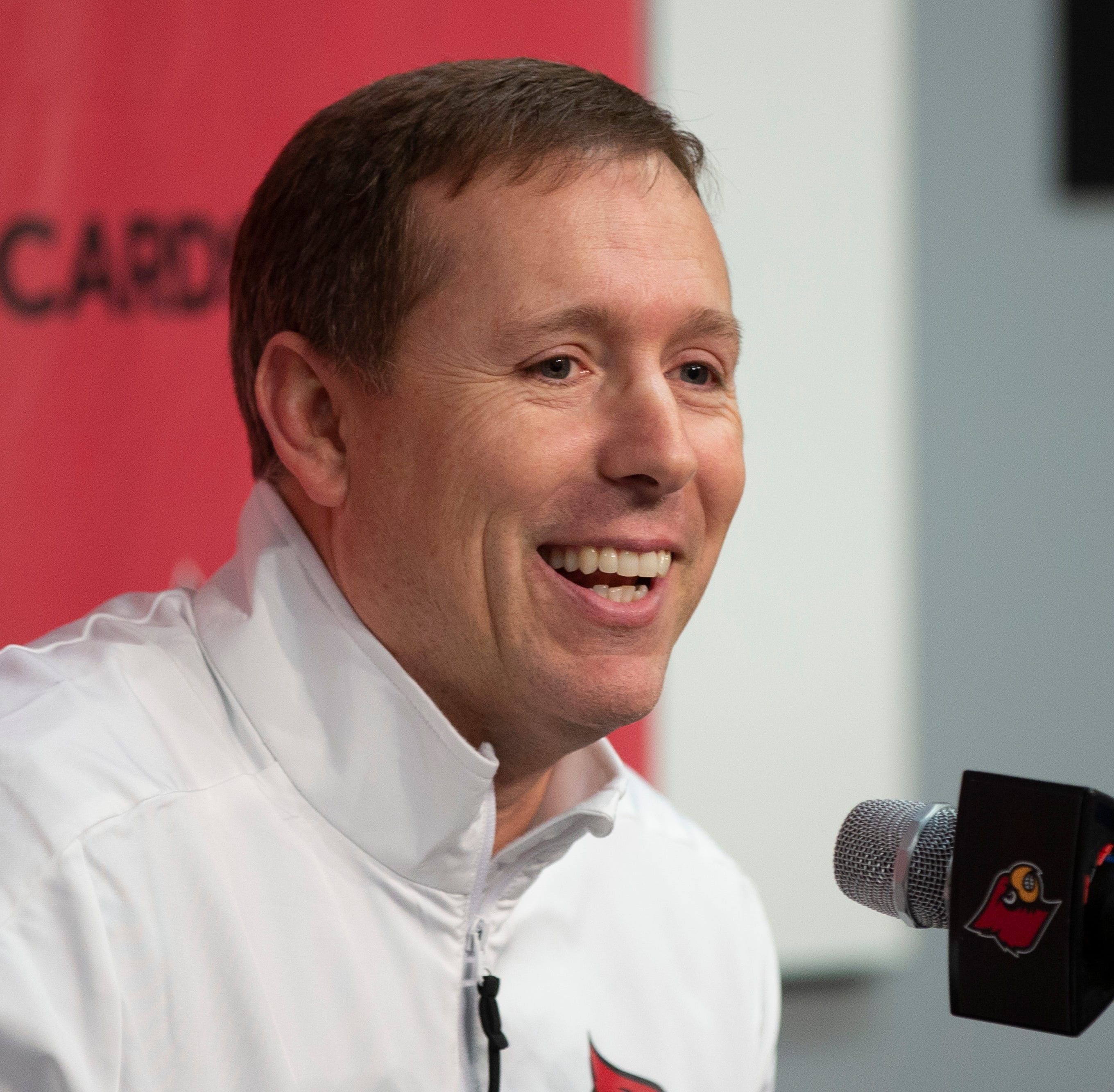Scott Satterfield has a new running backs coach at Louisville