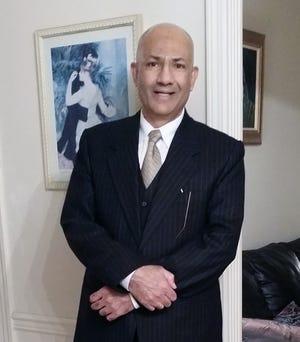 Columist Siddique Malik.