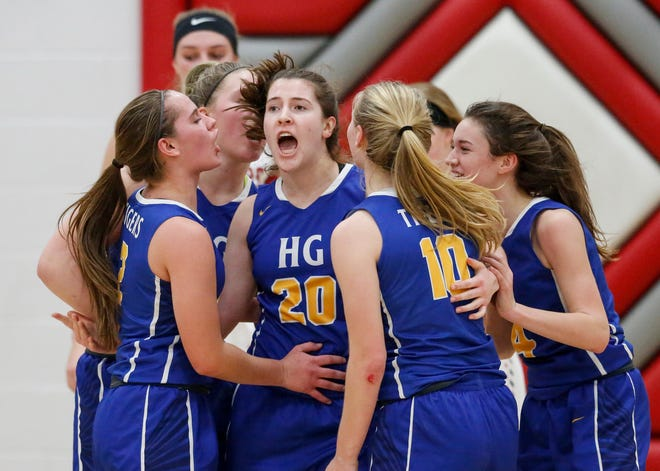 Despite being led by a trio of sophomores, the Howards Grove girls basketball team is 9-0 and could be a threat to reach state.