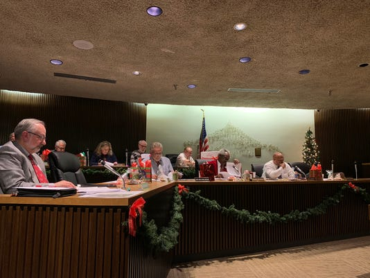 Mansfield city council