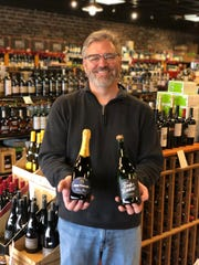 Scott Smith, owner of Wine Market in East Memphis, recommends Finke's Widow Field Blanc de Blancs for a reasonably priced bubbly and Champagne Jean Vesselle Extra Brut for when you want to treat yourself.