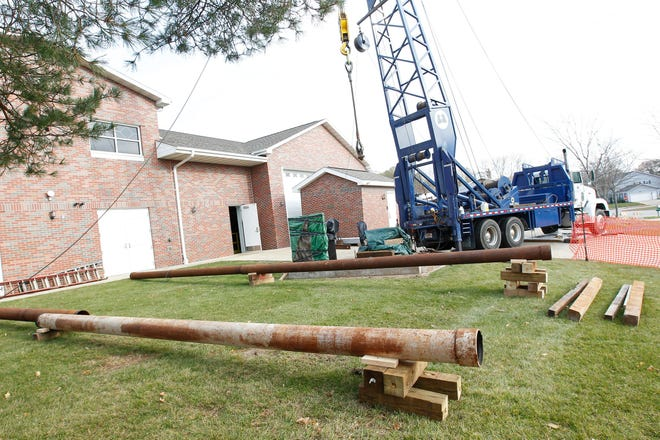 Waukesha's well No. 10 (above) on the city's north side will be shut down Jan. 2 for emergency repair of its 700-horsepower submersible motor. The same well was out of service in November 2016 for repair of the motor.