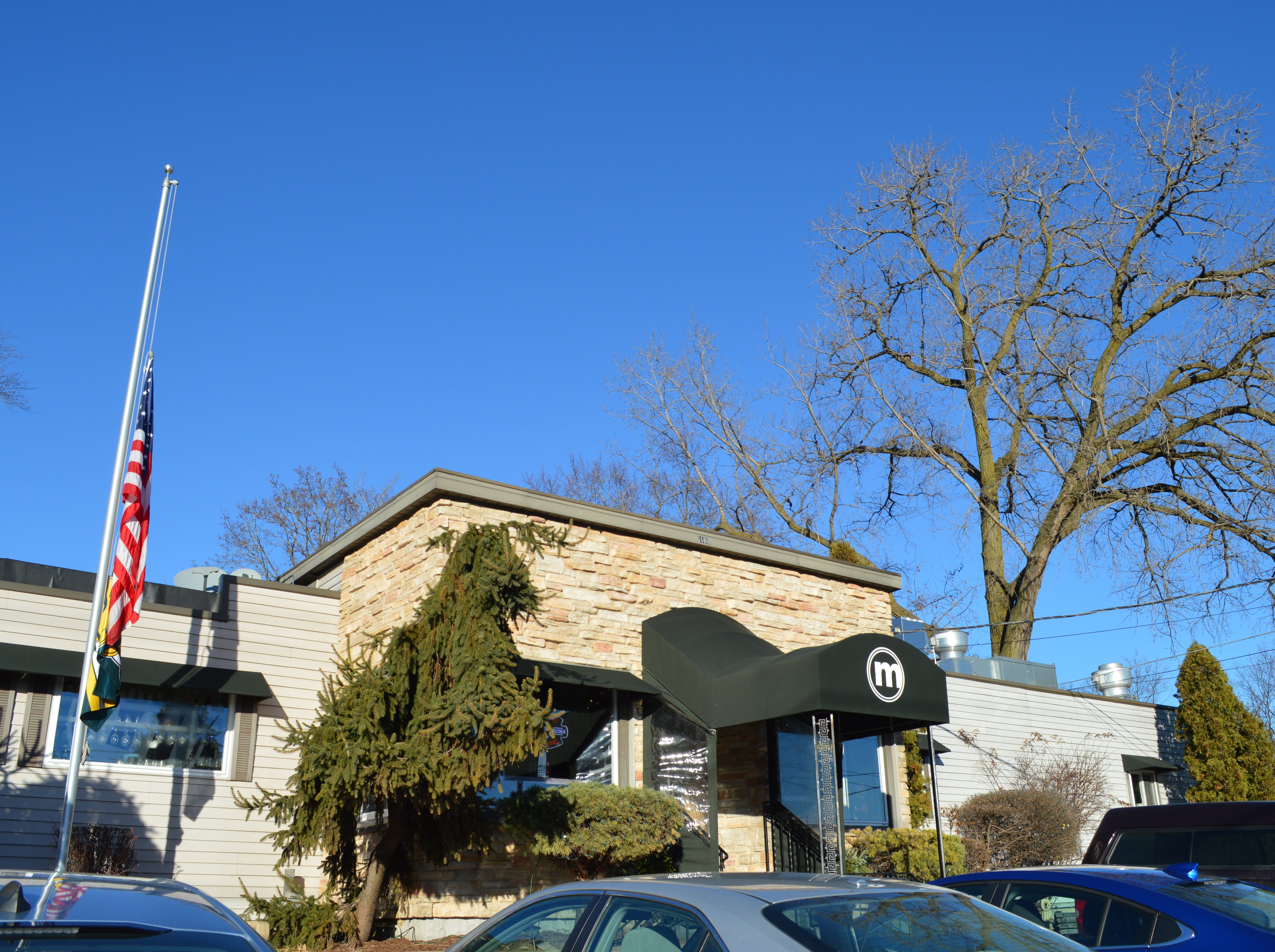 Matty's Bar and Grille is located at 14460 W. College Ave., New Berlin.