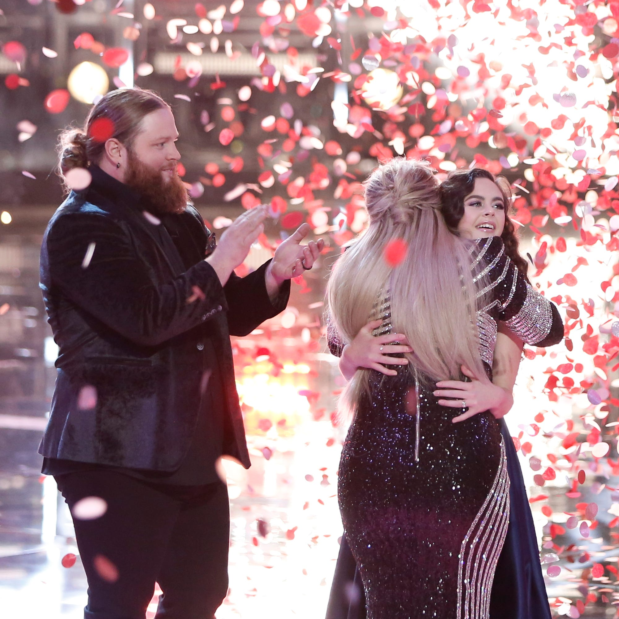 Wisconsin's Chris Kroeze comes in second place on 'The Voice,' Chevel Shepherd wins