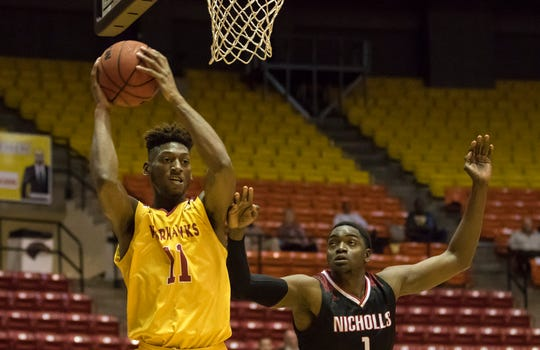 ULM lost back-to-back games at the buzzer over the weekend and fell to middle of the pack in the Sun Belt Conference.