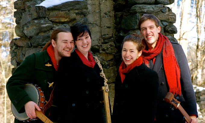 Windborne Singers, an acclaimed acoustic ensemble that plays folk music dating back to the 17th Century, will be one of more than 70 acts participating in First Night Morris this Monday, December 31.  The annual New Year's Eve celebration, now in its 27th year, also includes family-oriented activities beginning at 4:45 p.m. at Morristown High School.